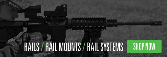 Rails, Rail Mounts and Rail Systems