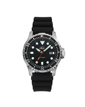ADI Tactical Watch -  20ATM Diving Watch - 44mm Stainless steel case