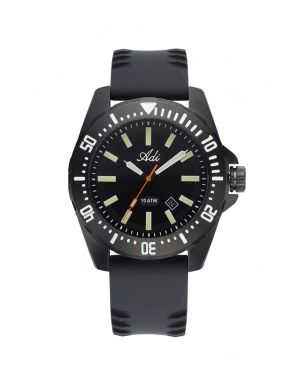 ADI Tactical Watch - 10ATM Diving Watch - 44mm Stainless steel case