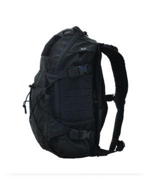 NANOOK 10L Assault Backpack - Black
