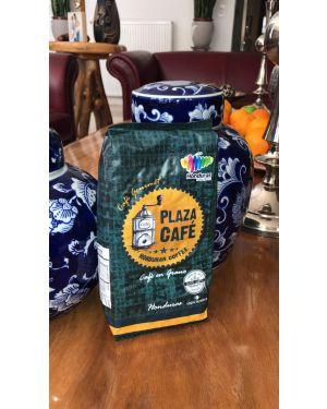 Plaza Café – Award winning Finca Santa Elena coffee gourmet coffee from Honduras - 100% Arabica - Ground Coffee - 1lb