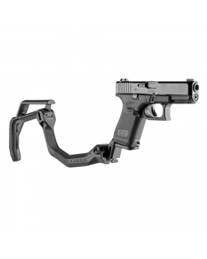 Cobra - Quick Deployment Folding Glock Stock - (Required Registration as an SBR with the ATF)