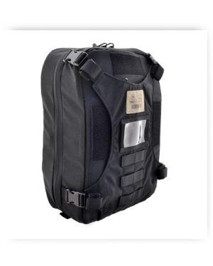 First-aid Modular Gear Bag - Black Backpack