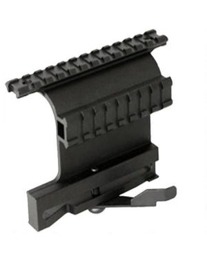 AK47 Side Rail Picatinny Rail Mount for Scopes
