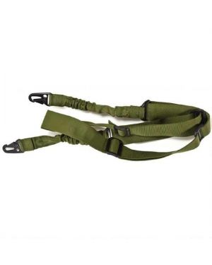 Bungee Rifle Sling - OD Green (1 or 2 point Sling)