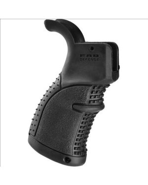 Rubberized Pistol Grip for M16/M4/AR-15 - AGR-43 - Black
