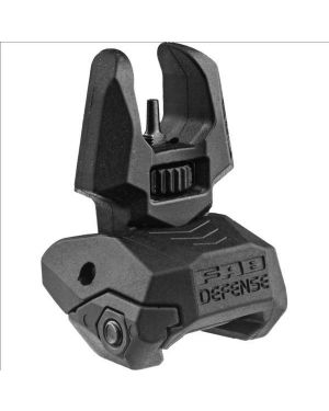 Folding Back-up Sight - Front - Black