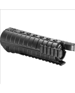 Polymer Tri-Rail Handguards for M4/AR-15 Carbines - Black