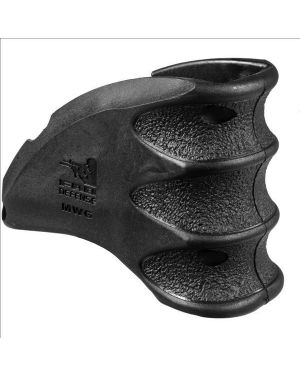 Magazine Well Grip and Magwell Funnel for M16/M4/AR-15 - Black