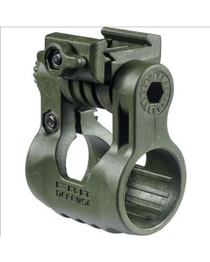 10 Position Adjustable Tactical Light Mount - PLR - OD Green