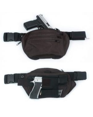 Basic Fanny Pack with Hidden Holster