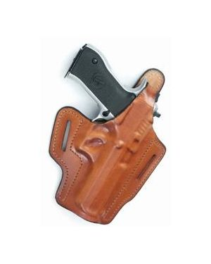 Fast-Draw Regular Pancake Leather Holster - Sig P226 - Left