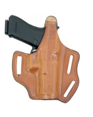 Multi-Purpose Pancake Leather Holster - Glock 26