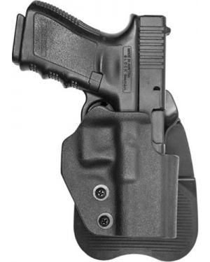 Molded Polymer Paddle Holster - S&W M&P - Left