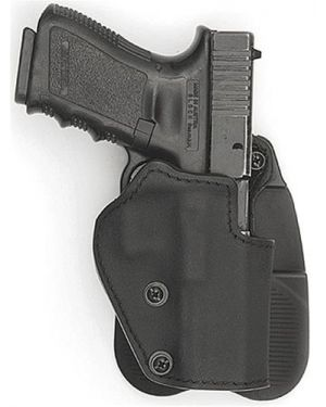 "Kydex Holster with Lining - Paddle - K40xxPC - 5"" 1911 - Left"
