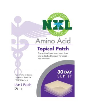NXL Patch Amino Acid Topical (30 x Patches)