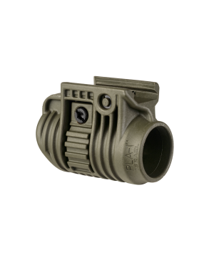 """Tactical Light or Laser Adapter - 1"""" - OD Green"""