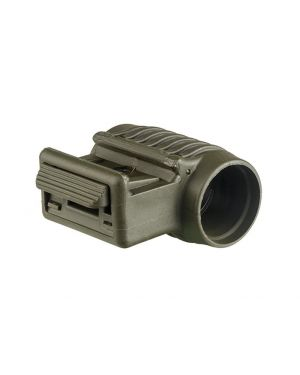 "1"" Tactical Light Side Mount - OD Green"