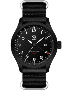 Springfield GMT Watch from SB Watches