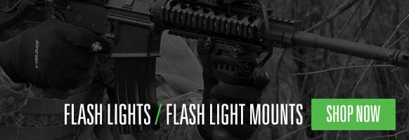 Flashlight/Flashlight Mounts