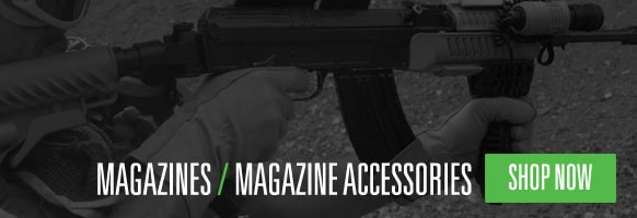 Magazines + Magazine Accessories