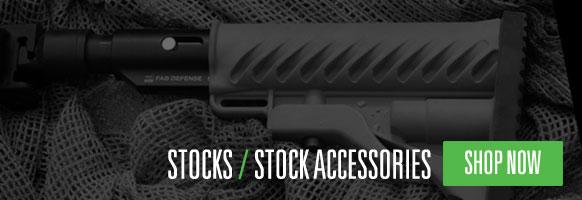 Stocks/Stock Accessories