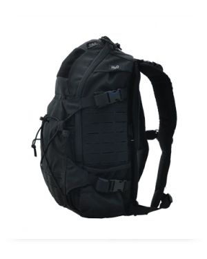 NANOOK 10L Assault Backpack - Black