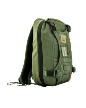 First-aid Modular Gear Bag - OD Green Backpack