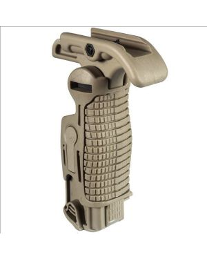 Foregrip Safety System for Pistols - Flat Dark Earth