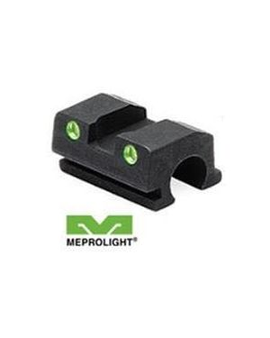 Walther P99, S&W 99 Tru-Dot Night Sight - 9mm & .40 - REAR SIGHT ONLY