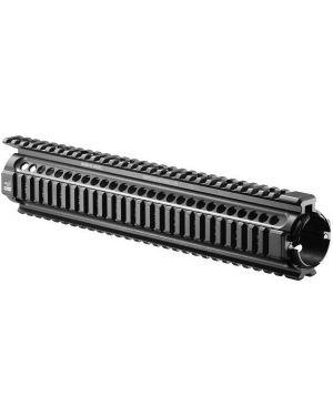 Aluminum Quad Rail Rifle Length Handguards for M16/M4/AR-15