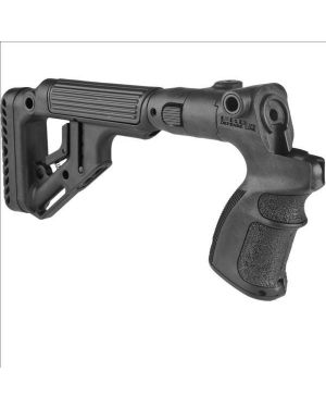 Tactical Folding Buttstock w/Cheekriser for Mossberg 500/590