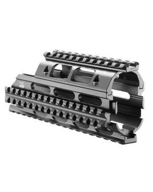 Aluminum 4-Rail Integrated Rail System for RPK - VFR-RPK