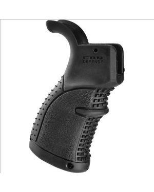 Rubberized Pistol Grip for M16/M4/AR-15 - AGR-43 - Black