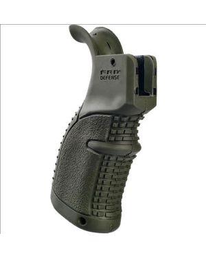 Rubberized Pistol Grip for M16/M4/AR-15 - AGR43 - OD Green