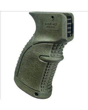 Rubberized Pistol Grip for AK-47/74 - AGR47-OD Green