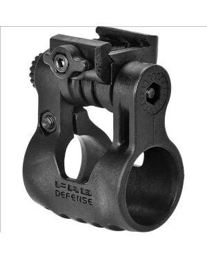 10 Position Adjustable Tactical Light Mount - PLR - Black