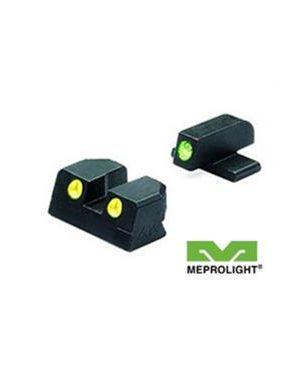 Springfield XD Tru-Dot Night Sight Set - 9mm & 40S&W