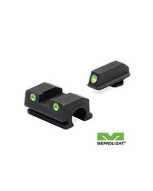 Walther P-99 Tru-Dot Night Sight Set - 9mm & .40