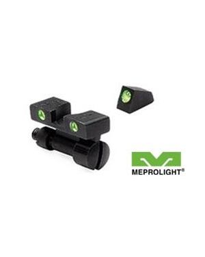 Smith & Wesson Tru-Dot Night Sight Set - K, L, and N Frame Revolvers