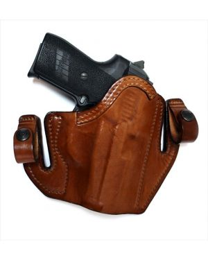 Deep Concealment Tuckable Holster - Ruger SR9C/SR40C