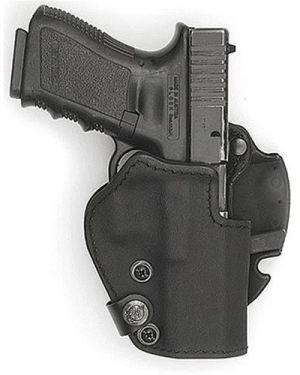 Kydex Holster with Lining - K40xxC - Springfield XD, XDM - Left