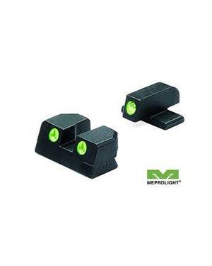 Springfield XD Tru-Dot Night Sights - 9mm & 40S&W