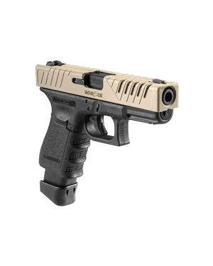 Tactic Skin Slide Cover Glock 17
