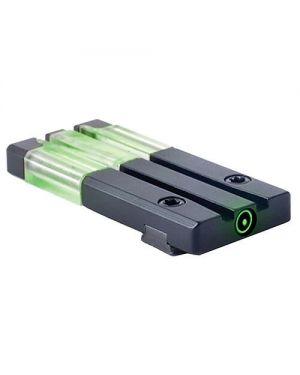 Fiber-Tritium Bullseye Sight  Kriss Sphinx Compact and Subcompact Models - Green