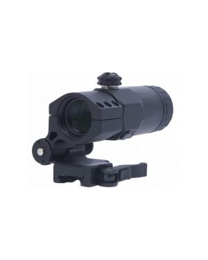 Mepro MX3 Flip - 3X Magnifier for Reflex and Red Dot sights with a built-in Flip Mount