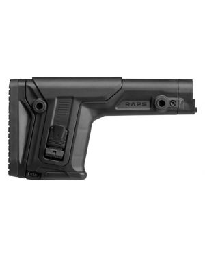 FAB Defense Rapid Adjustable Precision Buttstock, RAPS, LOP, 1Latch System