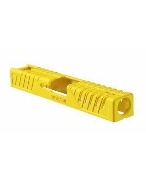 Tactic Skin Slide Cover Glock 17 - Yellow