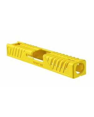 Tactic Skin Slide Cover Glock 19 - Yellow