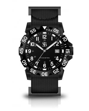 SANS-13 Tactical Sport Watch from SB Watches